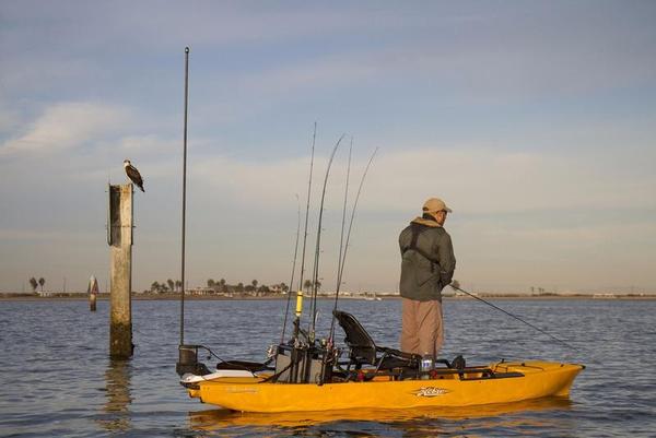 New Hobie Cat Mirage Pro Angler 12 Kayak Boat For Sale