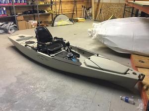 New Hobie Cat Mirage Pro Angler 14 Kayak Boat For Sale