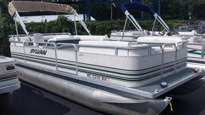 Used Sylvan 99-ELITE20 Other Boat For Sale