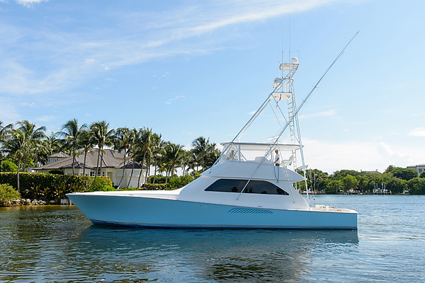 Used Viking 61 Convertible Fishing Boat For Sale