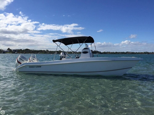 Used Twin Vee OCEAN CAT 26 Power Catamaran Boat For Sale
