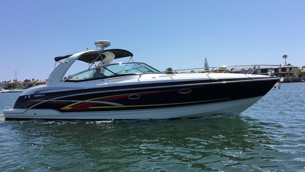 Used Formula SS Express Cruiser Boat For Sale