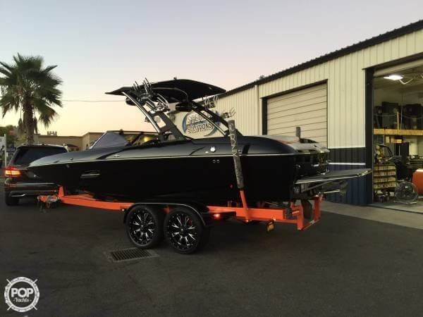Used Malibu 22 MXZ Wakesetter Ski and Wakeboard Boat For Sale