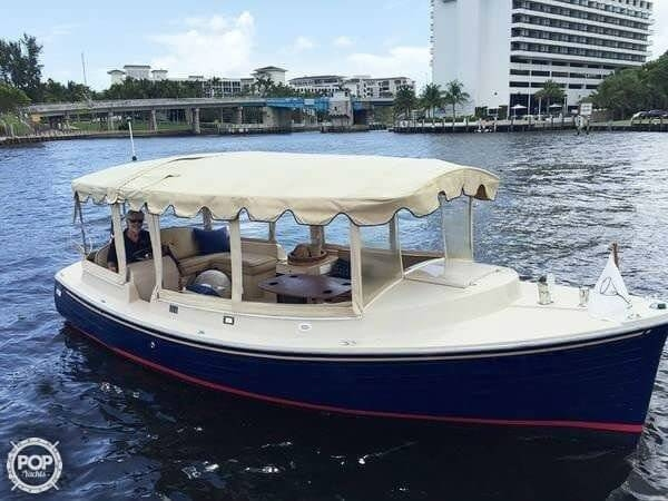 Used Duffy 22 Cuddy Cabin Antique and Classic Boat For Sale