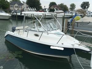 Used Century 2200 Walkaround Fishing Boat For Sale