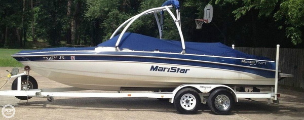 Used Mastercraft Maristar 230 VRS Ski and Wakeboard Boat For Sale