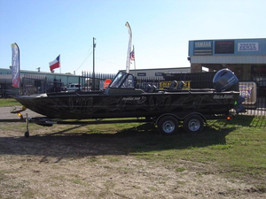 New Seaark ProCat 240 Aluminum Fishing Boat For Sale