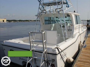 Used Baha Cruisers 290 King Cat Power Catamaran Boat For Sale