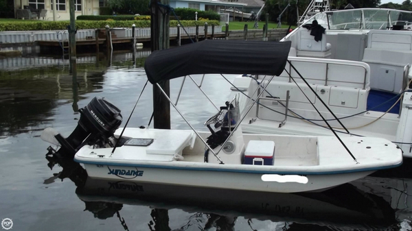 Used Sundance k14cc Skiff Fishing Boat For Sale