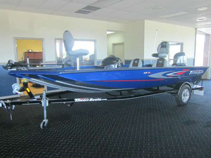 New Triton Boats 17 TX Freshwater Fishing Boat For Sale