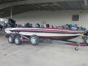 Used Ranger Z521 Comanche Freshwater Fishing Boat For Sale