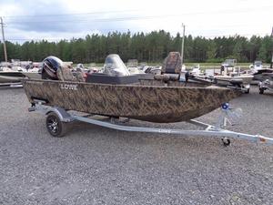 New Lowe Boats FM 165 Pro PC SC Aluminum Fishing Boat For Sale
