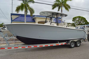 New Cobia Boats 277 CC Center Console Fishing Boat For Sale