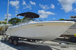 Used Sea Fox 226 Traveler Dual Console Boat For Sale