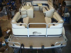 Used Suncruiser TR200 Pontoon Boat For Sale