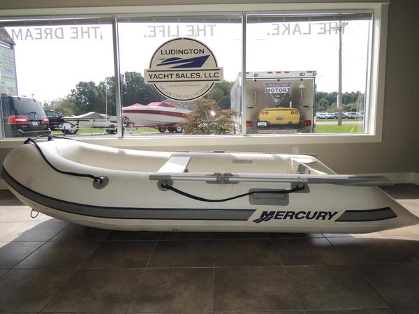 Used Mercury 310 Air Deck Tender Boat For Sale
