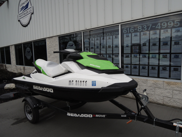 Used Seadoo GTI 130 High Performance Boat For Sale