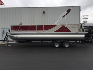 New South Bay 525 CLR 3.0 Pontoon Boat For Sale