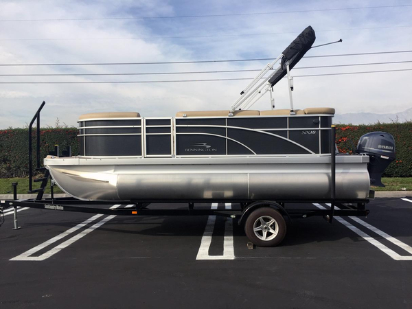 New Bennington 18 SLX Pontoon Boat For Sale