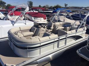 New Bennington 22 SSRXCX Pontoon Boat For Sale
