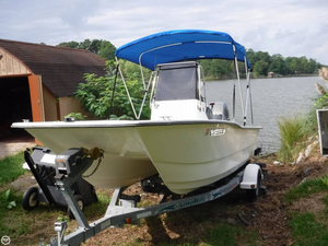 Used Defiant 18 Center Console Fishing Boat For Sale