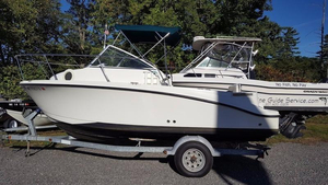 Used Trophy 1952 WA Walkaround Fishing Boat For Sale