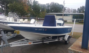 Used Sea Pro 17' CENTER CONSOLE BAY BOAT Center Console Fishing Boat For Sale