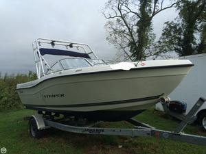 Used Seaswirl Striper 2100 DC Ski and Wakeboard Boat For Sale