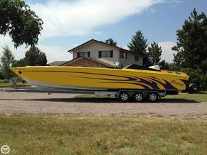Used Mirage 36 High Performance Boat For Sale