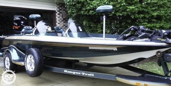 Used Ranger Boats 519 VX Comanche Bass Boat For Sale