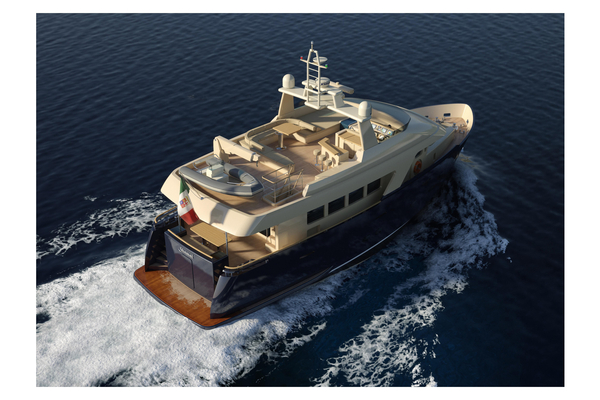 New Tecnav TY 70 Shamal Motor Yacht For Sale