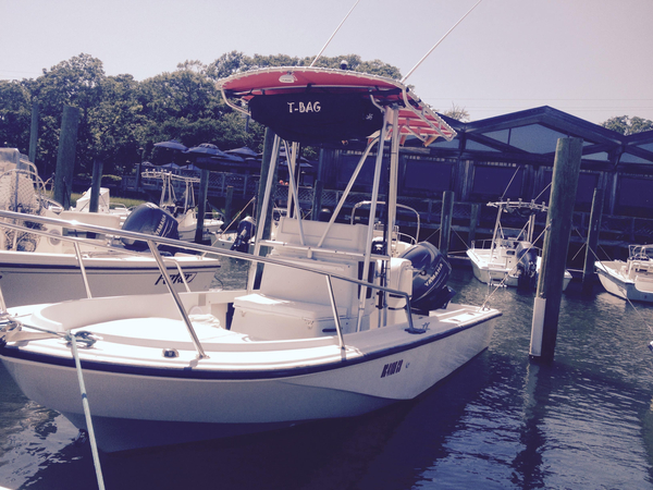 Used Boston Whaler Outrage 19 Center Console Fishing Boat For Sale