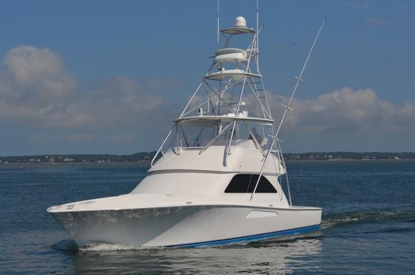 Used Viking Yachts 48 Convertible Fishing Boat For Sale