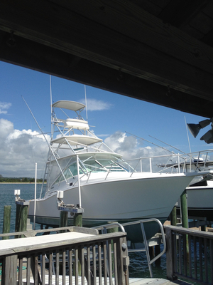 Used Cabo Yachts 31 Express Saltwater Fishing Boat For Sale
