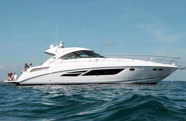 Used Sea Ray 540 Sundancer540 Sundancer Motor Yacht For Sale