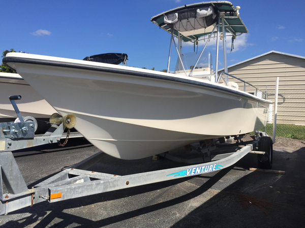 Used Sea Pro V2100CC Center Console Fishing Boat For Sale