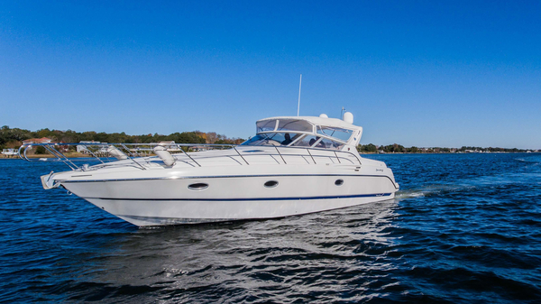 Used Cranchi Smeraldo 37 Motor Yacht For Sale