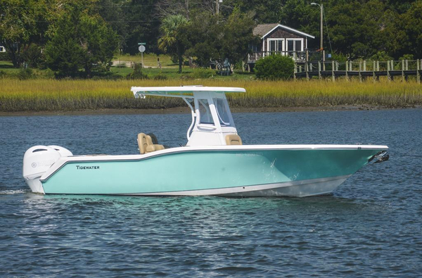 Used Tidewater 25 Center Console Fishing Boat For Sale