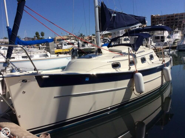 Used Hake Yachts Seaward 26RK Racer and Cruiser Sailboat For Sale