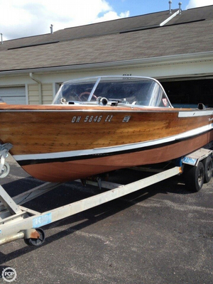 Used Chris-Craft 17 Super Sport Antique and Classic Boat For Sale
