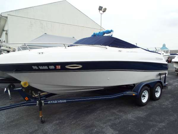 Used Four Winns 205 Sundowner Cuddy Cabin Boat For Sale