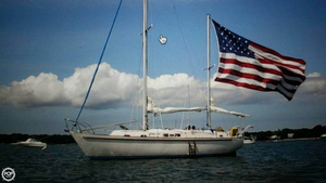Used Irwin Yachts 37 Racer and Cruiser Sailboat For Sale