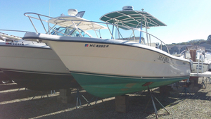 Used Pursuit 2870 Center Console Saltwater Fishing Boat For Sale