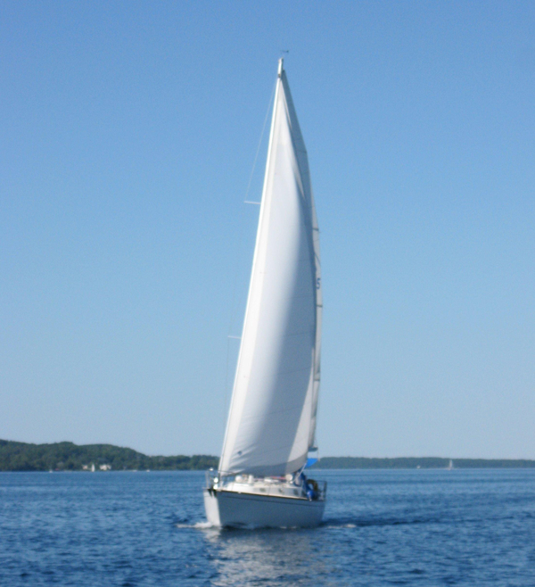 Used Tartan 3500 Racer and Cruiser Sailboat For Sale