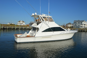 Used Ocean 60 Super Sport w/3412 CATS Sports Fishing Boat For Sale