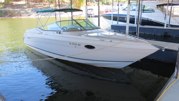 Used Regal 8.3 SC Ventura Cuddy Cabin Boat For Sale