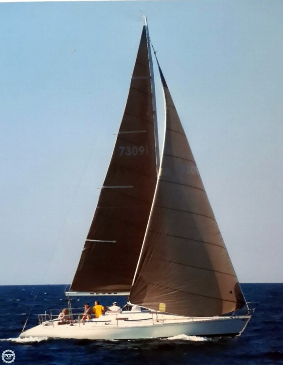 Used Beneteau First Class 12 Sloop Sailboat For Sale