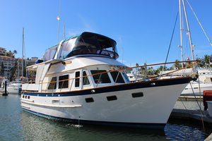 Used Defever Offshore Trawler Boat For Sale