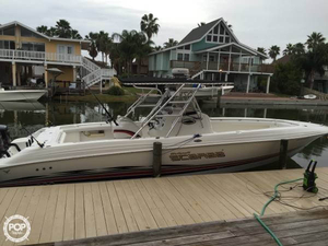 Used Scarab 32 CCF ( Sport 32 ) Center Console Fishing Boat For Sale