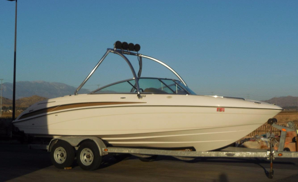 Used Yamaha SR230 Jet Boat For Sale